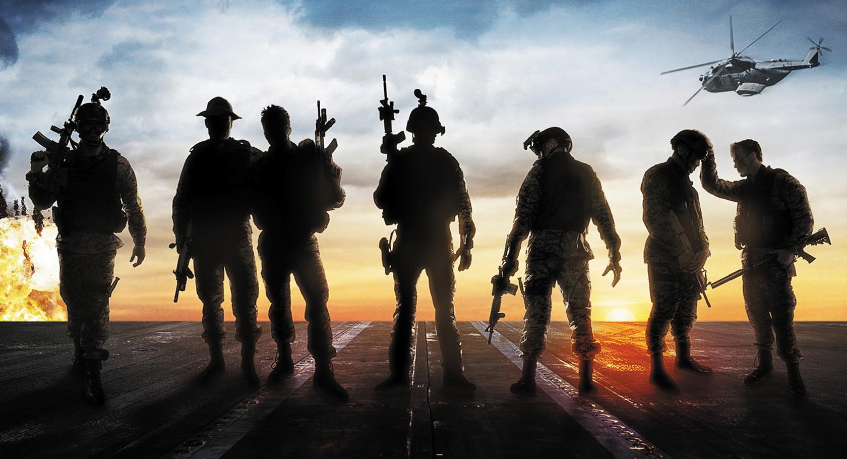 NRO Mata Pengendali Intelejen dan Pasukan Khusus AS