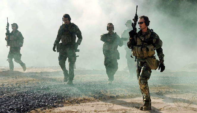 Pelatihan Dan Operasi Rahasia Pada Pasukan Khusus CIA